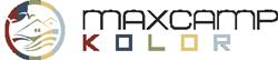Domki nad morzem MaxCamp Kolor Logo